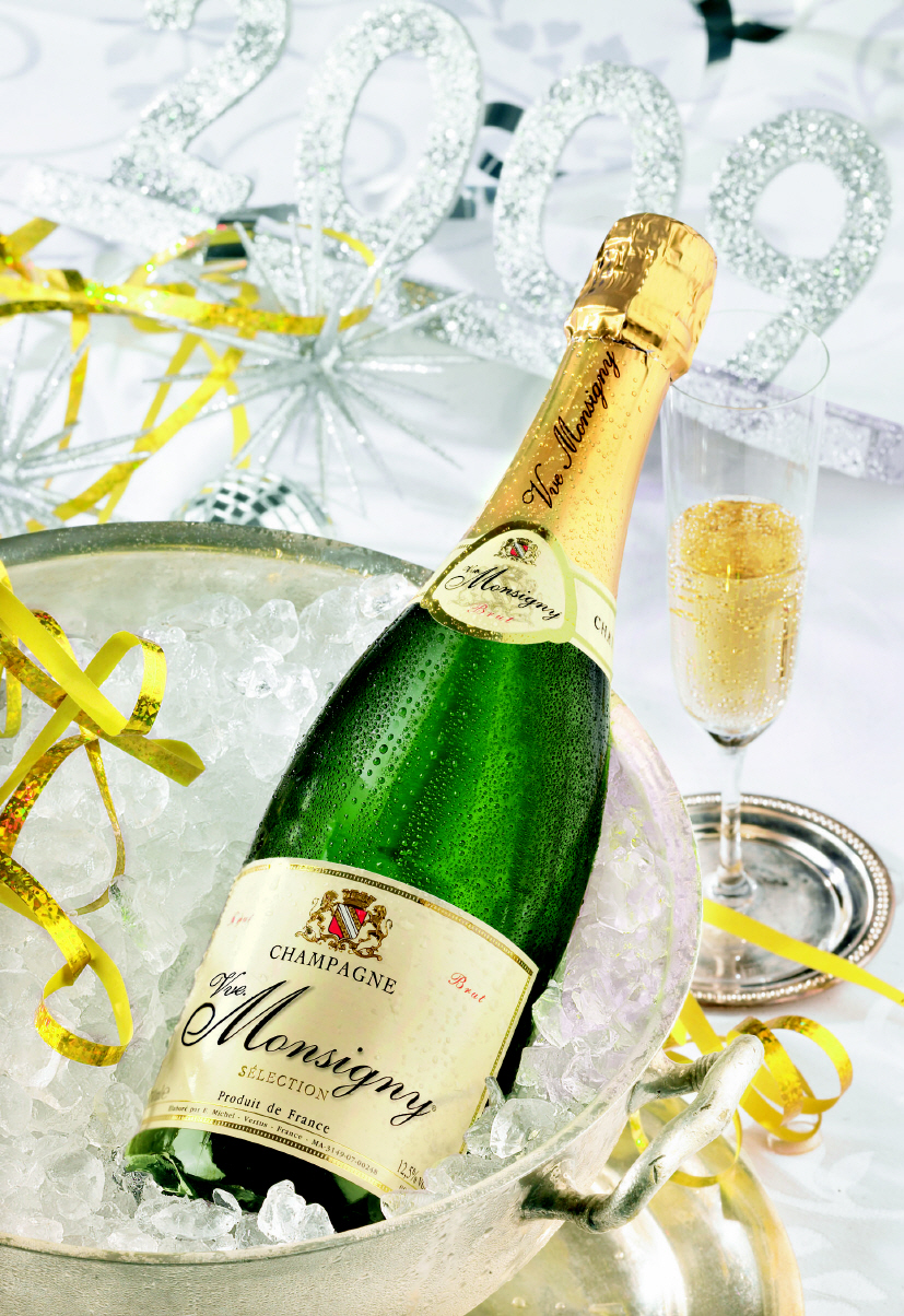 Discount Champagner